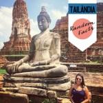 16 FATOS SOBRE A TAILÂNDIA