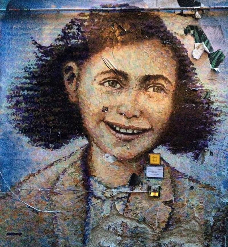 Anne Frank - Haus Schwarzenberg