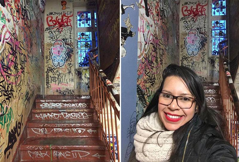 Escadas Haus Schwarzenberg