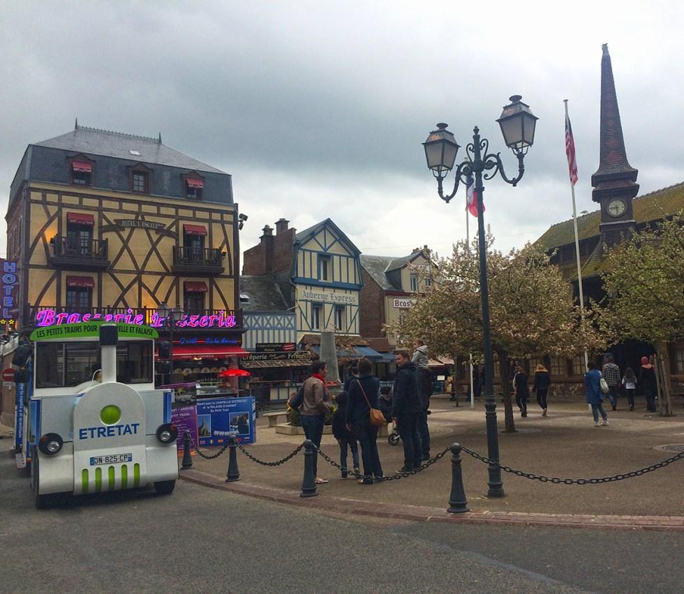 Étretat, Normandia