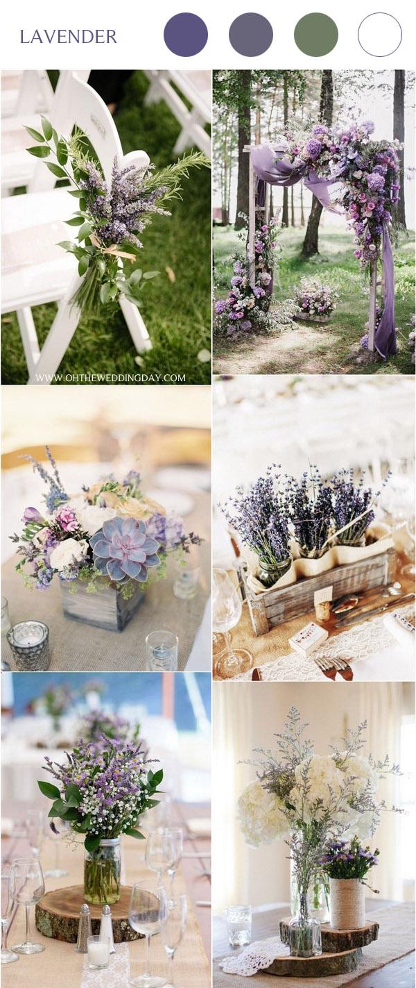 20 Lavender Wedding Ideas For 2020 Spring Summer Wedding
