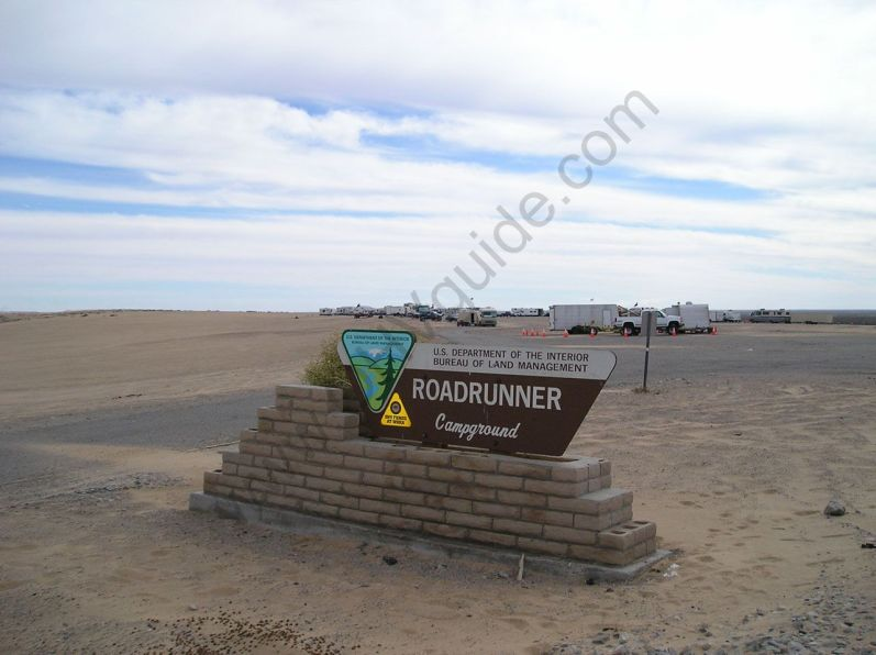 Glamis Roadrunner Campground