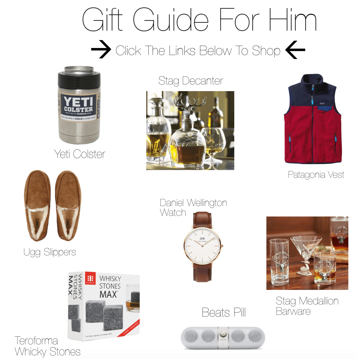 to and from gift guide