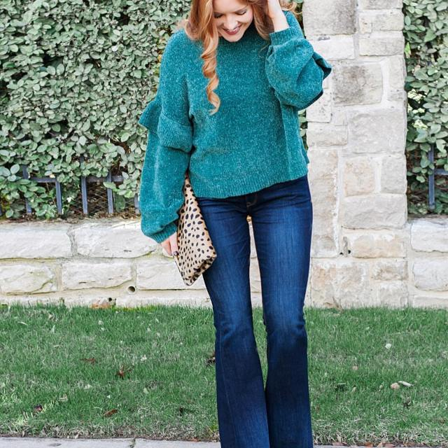 On the blog today the sweater yall know I havehellip