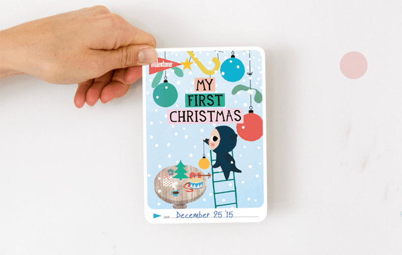 Milestone Junior Cards + gratis kerst download