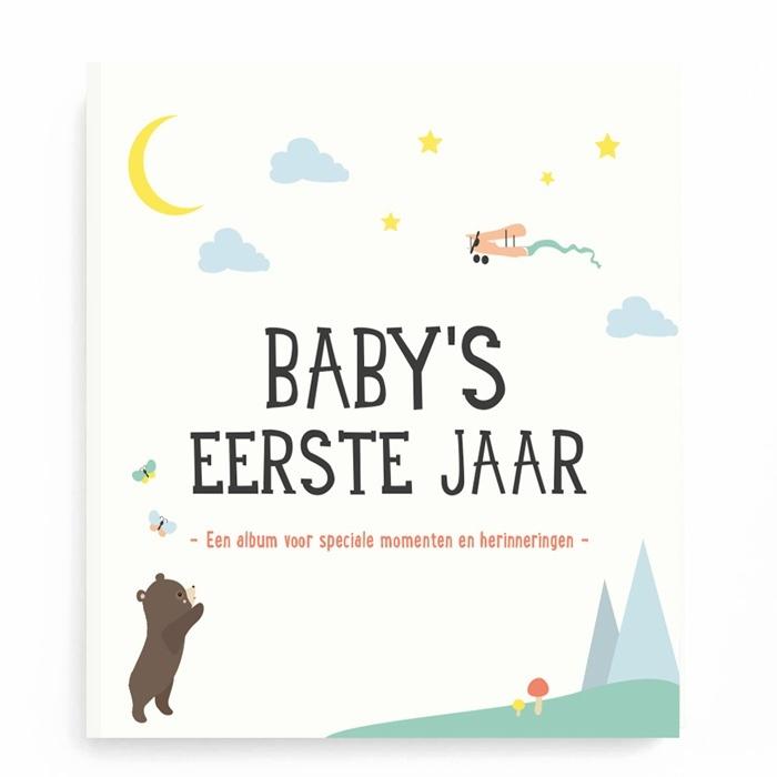 5 leukste babyboeken voor het eerste jaar