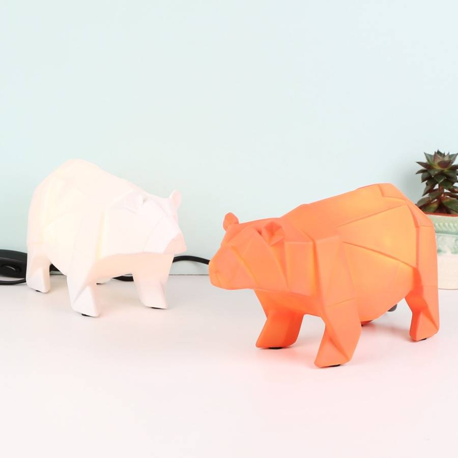 origami verlichting