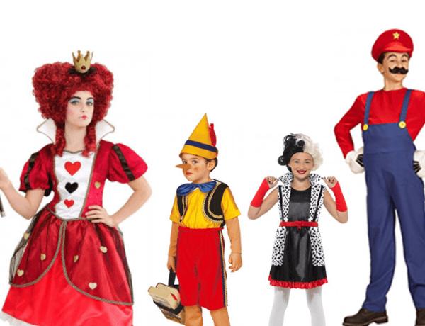 carnavalskleding voor kids