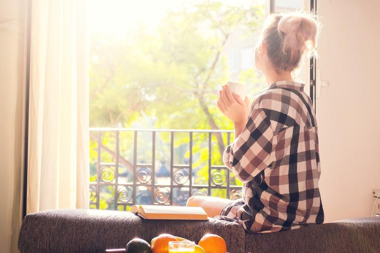 goede luchtvochtigheid in huis