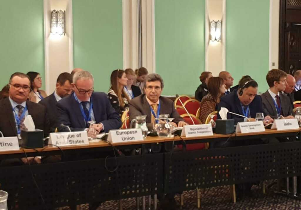 OIC Participates in UNRWA Advisory Committee Meeting - Press