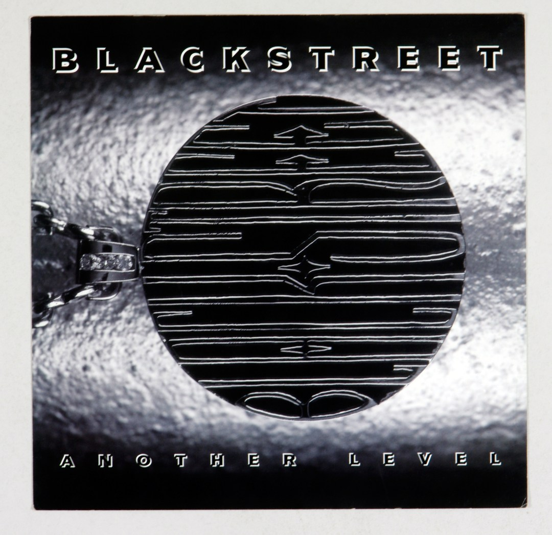 Backstreet Poster Flat 1996 Another Level Album Promo 12x12 2 sided