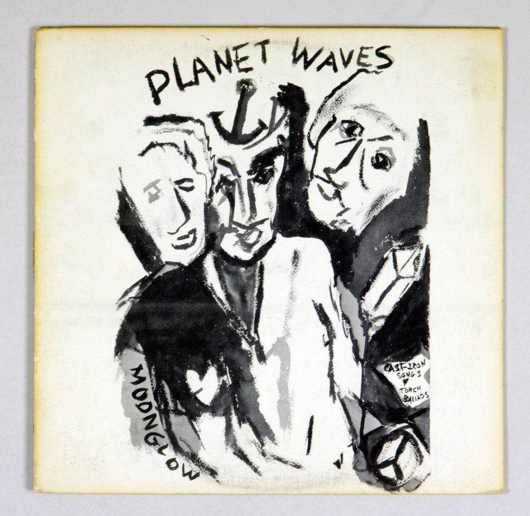 Bob Dylan Planet Waves Vinyl LP 1974