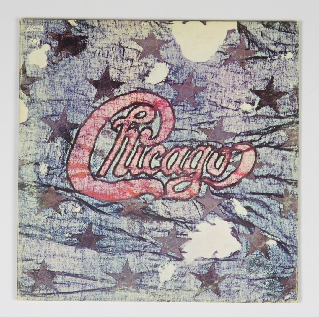 Chicago Vinyl LP III 1970