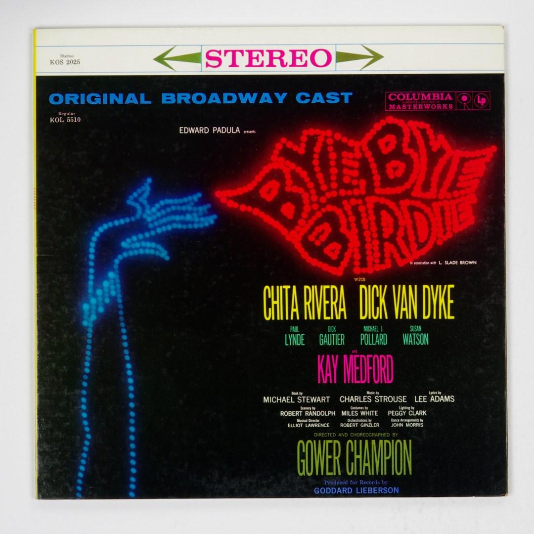 Bye Bye Birdie Vinyl LP Original Broadway Cast 1960