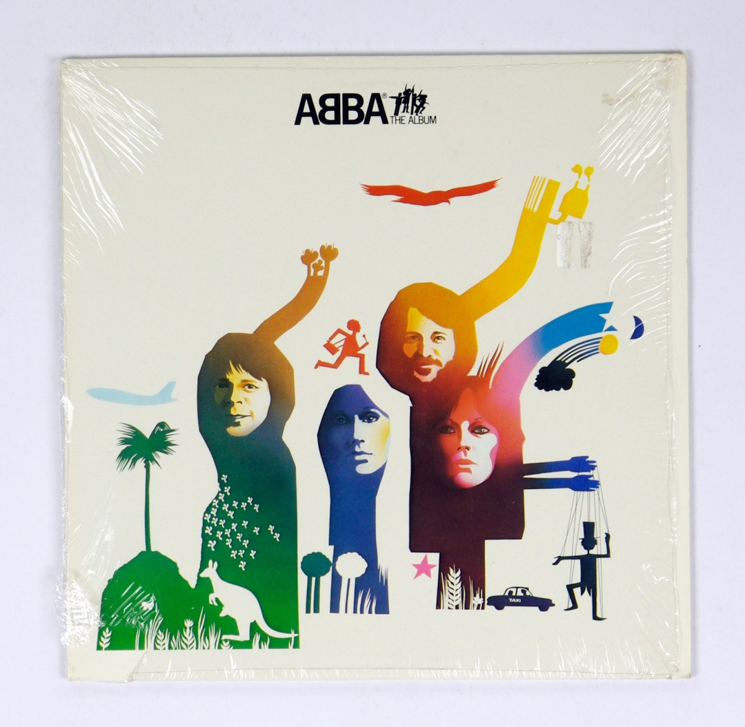 ABBA 1978 The Album Vinyl LP