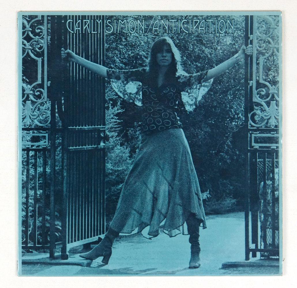 Carly Simon Vinyl LP Anticipation 1971