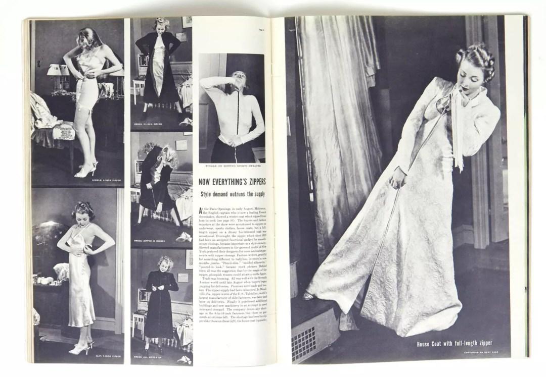 LIFE Magazine 1937 November 8 Greta Garbo