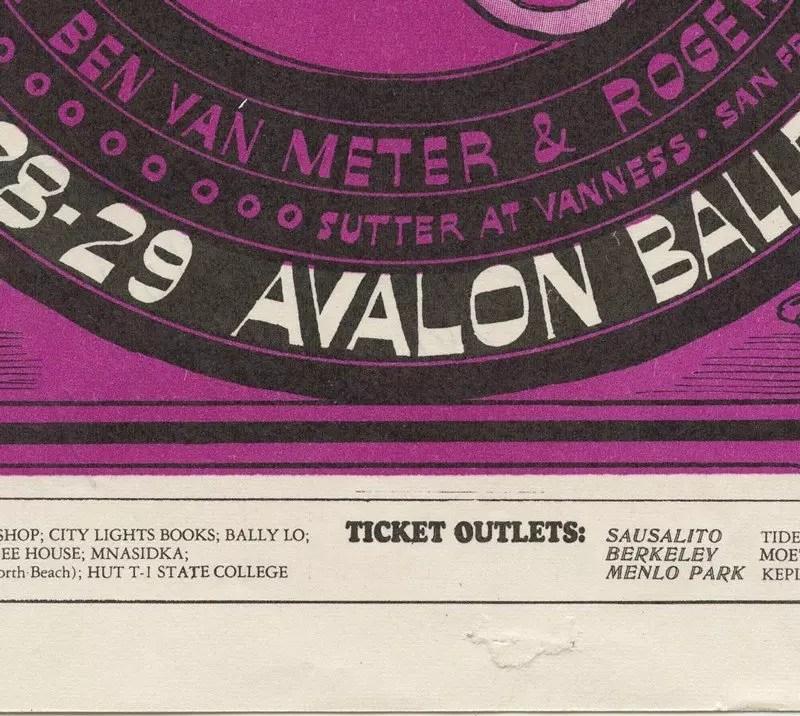 Family Dog 032 Handbill Mailed