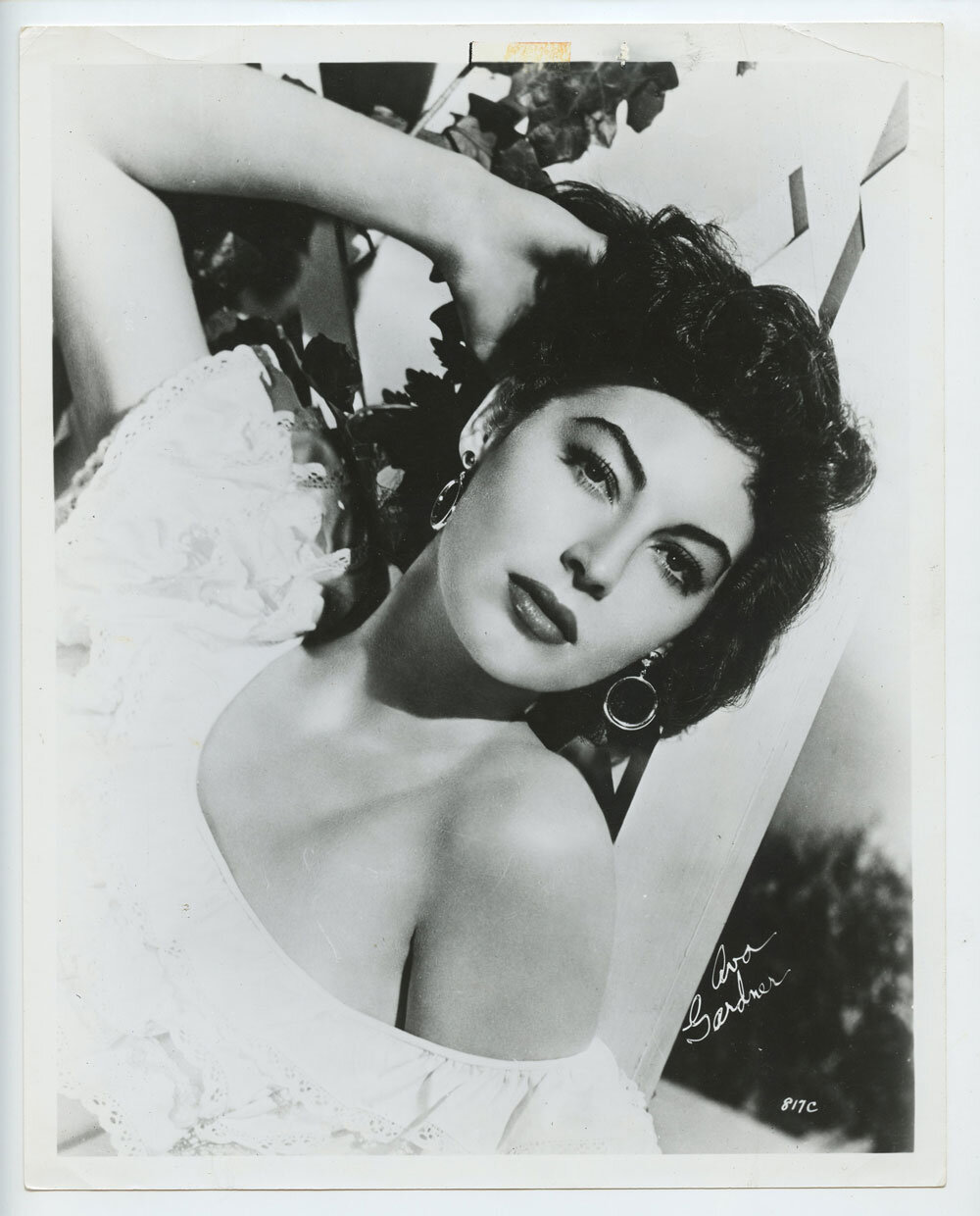 Ava Gardner Photo 1954 The Barefoot Contessa