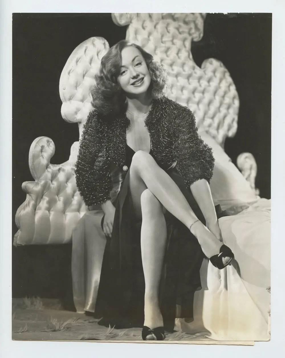Anne Shirley Photo 1944 Music in Manhattan
