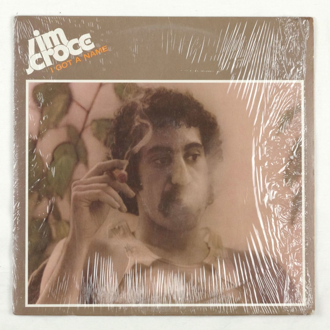 Jim Croce ‎Vinyl I Got A Name 1973