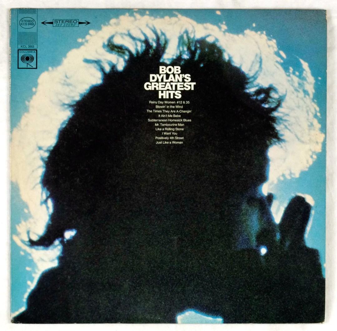 Bob Dylan Vinyl Bob Dylan's Greatest Hits 1967