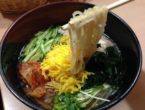 山田屋冷麺750円500
