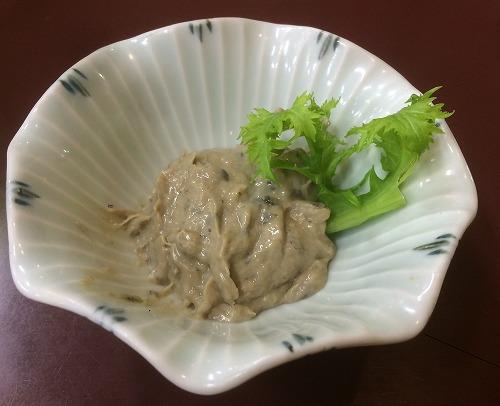日田の鮎のうるかは濃厚な味わい!