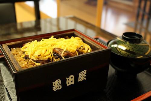 うなぎのセイロ蒸し(並) / 1,800円