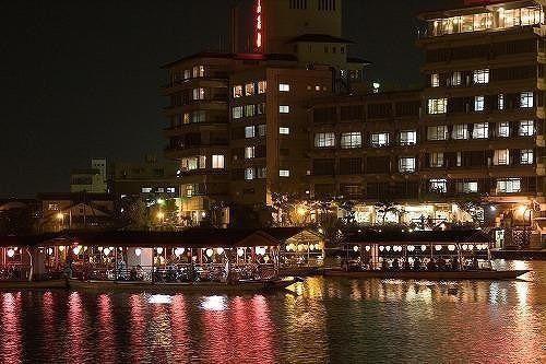 日田温泉旅館街