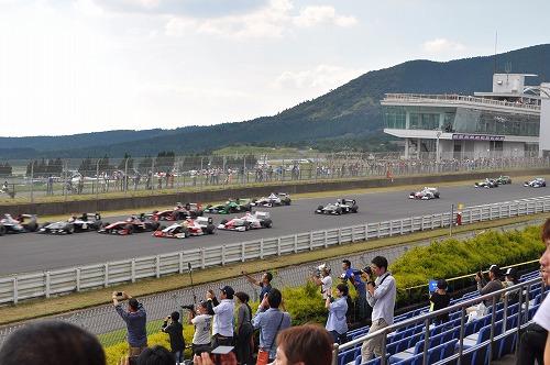 2&4レース22015.9.13