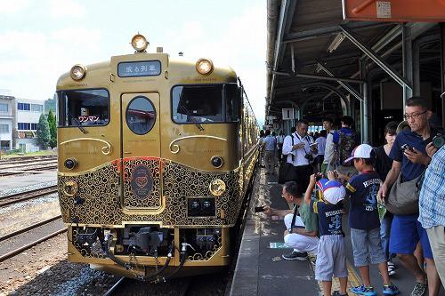 或る列車、もうしばらくお目にかかれません。
