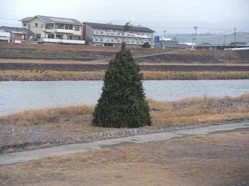 中ノ島鬼火焚き