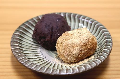 小鹿田焼に合う和菓子の代表ですね!