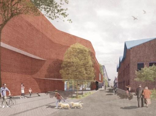 CONCURSO INTERNACIONAL PARA LA CONSTRUCCIÓN DEL MUSEO SARA HILDÉN EN TAMPERE (FINLANDIA)