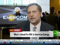 Range Resources on CNBC's Mad Money