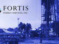Fortis Energy Services Sees Growth Coming from the Utica, Bakken