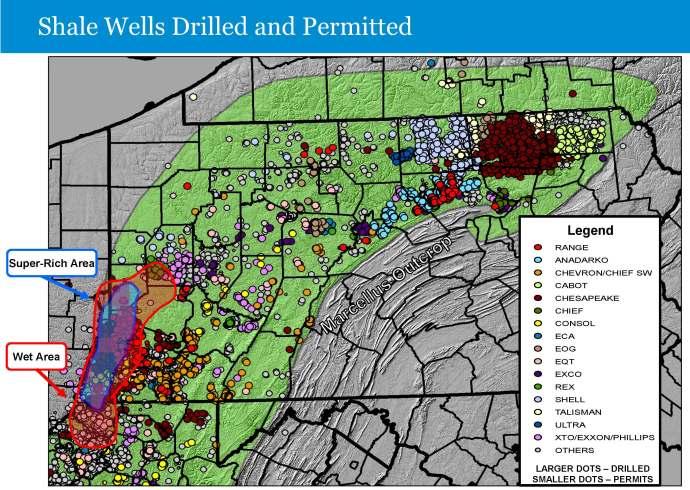 Marcellus Shale - Range Resources - Oil & Gas 360