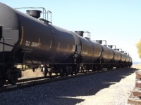 Crude by Rail to West Coast Refiners is Up by a Factor of 8 Since 2012