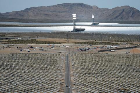 Ivanpah Thermal Solar Power Plant