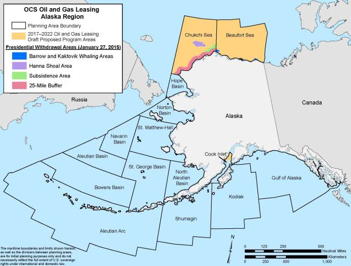 Alaska Celebrates Highly Successful Lease Sale this Week, Most Industry Bids Since 2010