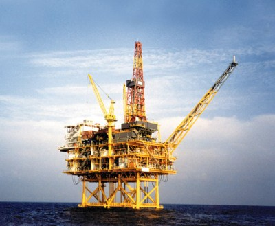 China National Offshore Oil Company Rig