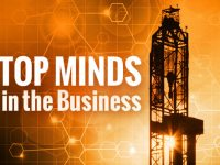 "Oil & Gas 360® Presents ""TOP MINDS IN THE BUSINESS""  an Exclusive Interview with Tom Petrie"