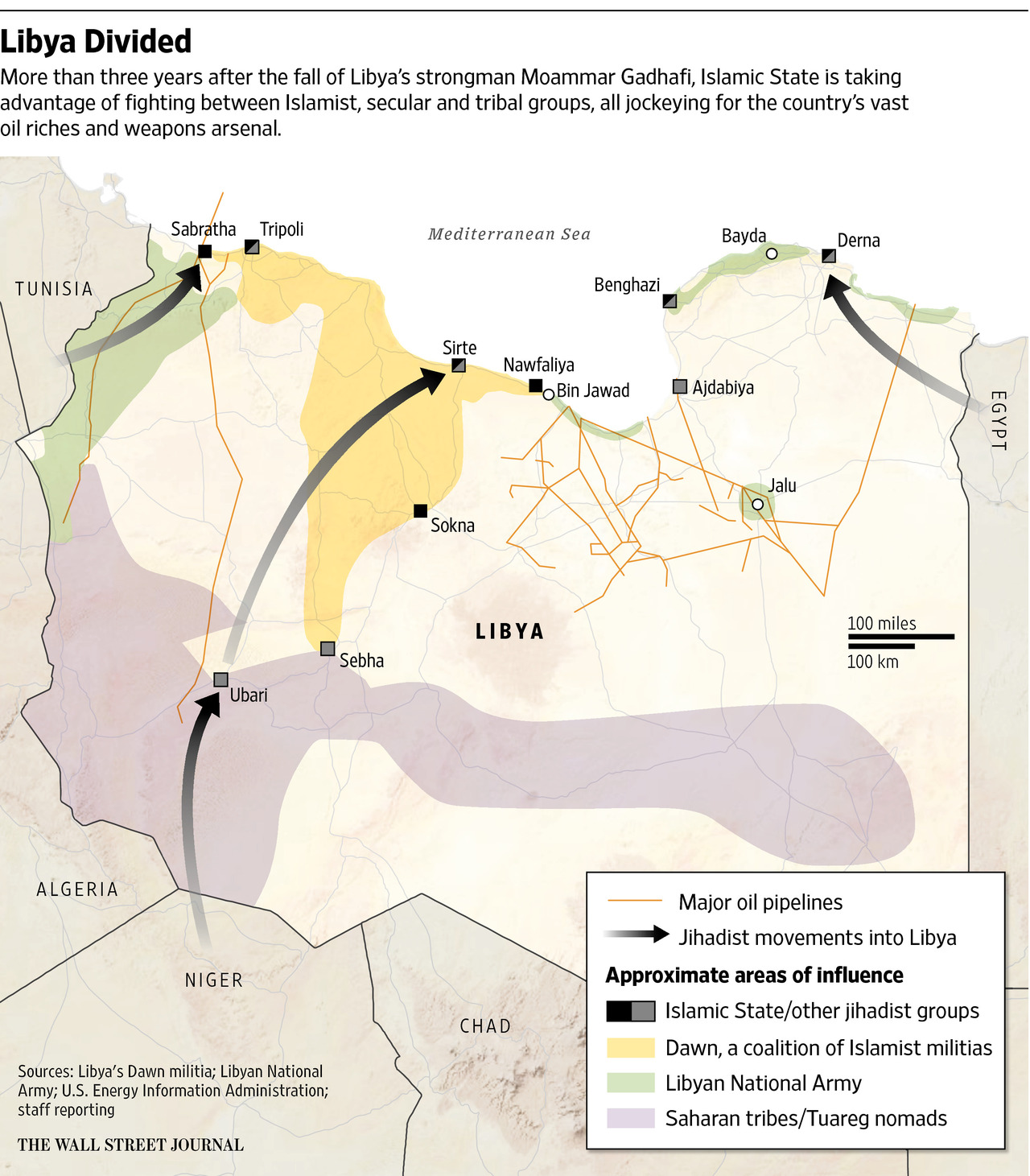 Libya Declares Force Majeure - Oil & Gas 360