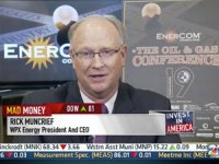 WPX Energy on CNBC's Mad Money