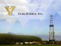 Yuma Energy, Inc. Announces Second Quarter 2016 Financial Results