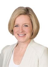 Rachel Notely, Alberta Premier