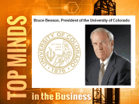 Bruce Benson Interview – Bringing Business Sense to Higher Education