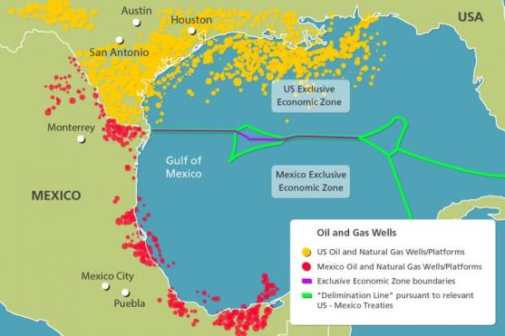 12 of 14 Blocks Go Unsold in Mexico's First Oil & Gas Auction