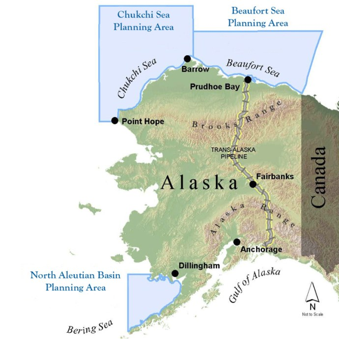 Offshore Alaska: DOI Adds More Drilling Regulations Today Arctic Drilling